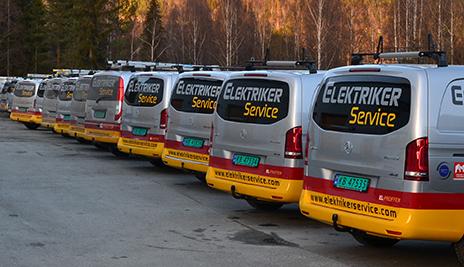 Vi søker elektromontører